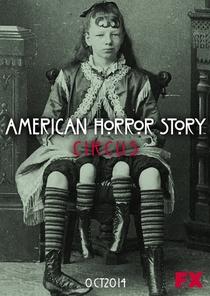 American Horror Story: Freak Show (4ª Temporada) - Poster / Capa / Cartaz - Oficial 5