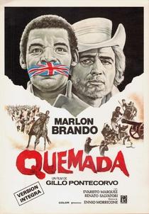 Queimada! - Poster / Capa / Cartaz - Oficial 4
