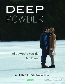 Deep Powder - Poster / Capa / Cartaz - Oficial 1