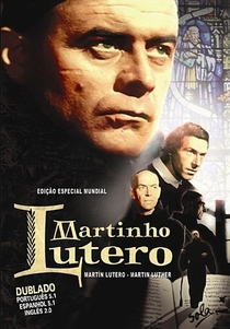 Martinho Lutero - Poster / Capa / Cartaz - Oficial 10