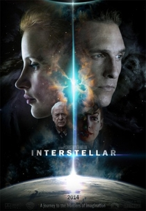 Interestelar - Poster / Capa / Cartaz - Oficial 16