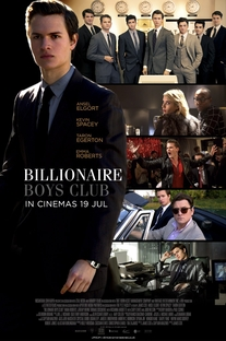 Billionaire Boys Club - Poster / Capa / Cartaz - Oficial 3