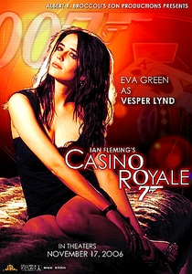 007 - Cassino Royale - Poster / Capa / Cartaz - Oficial 9