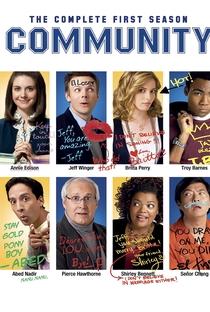 Community (1ª Temporada) - Poster / Capa / Cartaz - Oficial 1