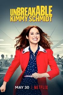 Unbreakable Kimmy Schmidt (4ª Temporada) - Poster / Capa / Cartaz - Oficial 1