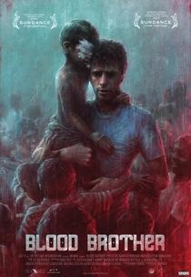 Irmão de Sangue - Poster / Capa / Cartaz - Oficial 3
