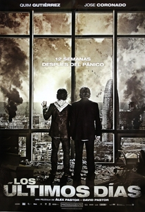 Os Últimos Dias - Poster / Capa / Cartaz - Oficial 1
