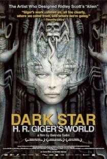Dark Star: H.R. Giger's World - Poster / Capa / Cartaz - Oficial 1