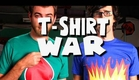 T-SHIRT WAR!! (stop-motion) - Rhett & Link