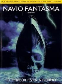 Navio Fantasma - Poster / Capa / Cartaz - Oficial 2