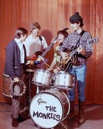 The Monkees - Poster / Capa / Cartaz - Oficial 1