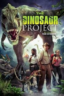 Projeto Dinossauro - Poster / Capa / Cartaz - Oficial 3