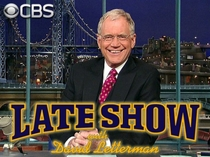 Late Show with David Letterman - Poster / Capa / Cartaz - Oficial 1