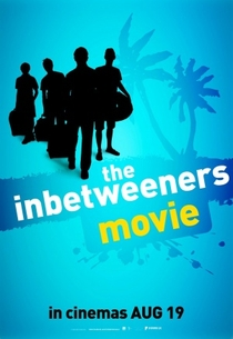 The Inbetweeners: O Filme - Poster / Capa / Cartaz - Oficial 2