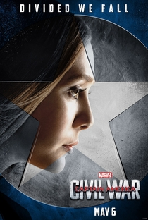 Capitão América: Guerra Civil - Poster / Capa / Cartaz - Oficial 19