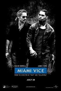 Miami Vice - Poster / Capa / Cartaz - Oficial 4