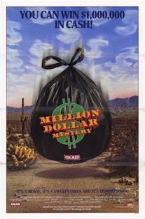 O Mistério de Milhões de Dólares - Poster / Capa / Cartaz - Oficial 2