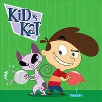 Kid vs Kat - Poster / Capa / Cartaz - Oficial 1