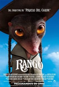 Rango  - Poster / Capa / Cartaz - Oficial 7