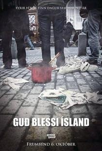 Deus Abençoe A Islândia - Poster / Capa / Cartaz - Oficial 1