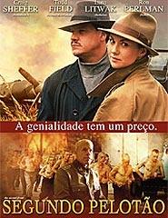 Segundo Pelotão - Poster / Capa / Cartaz - Oficial 1