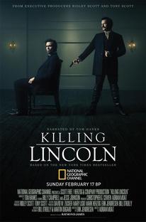 Quem Matou Lincoln? - Poster / Capa / Cartaz - Oficial 1