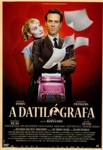 A Datilógrafa - Poster / Capa / Cartaz - Oficial 6