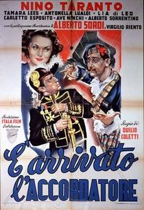 È Arrivato l'Accordatore - Poster / Capa / Cartaz - Oficial 1