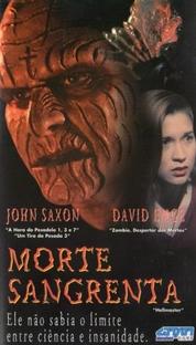 Morte Sangrenta - Poster / Capa / Cartaz - Oficial 1