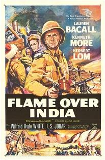Sangue Sobre a Índia - Poster / Capa / Cartaz - Oficial 5