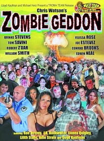 Zombiegeddon - Poster / Capa / Cartaz - Oficial 1