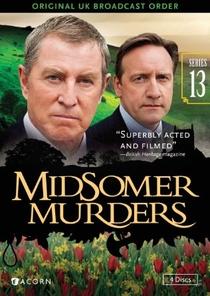 Midsomer Murders (13ª Temporada) - Poster / Capa / Cartaz - Oficial 1
