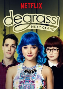 Degrassi: Next Class (3ª temporada) - Poster / Capa / Cartaz - Oficial 1