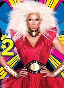 RuPaul's Drag Race: All Stars (2° Temporada) - Poster / Capa / Cartaz - Oficial 4