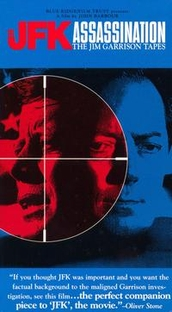 O Assassinato de JFK - Os Tapes de Jim Garrison  - Poster / Capa / Cartaz - Oficial 1