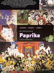 Paprika - Poster / Capa / Cartaz - Oficial 6