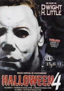 Halloween 4: O Retorno de Michael Myers - Poster / Capa / Cartaz - Oficial 2
