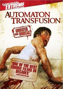 Automaton Transfusion - Poster / Capa / Cartaz - Oficial 1