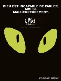 O Gato do Rabino - Poster / Capa / Cartaz - Oficial 7