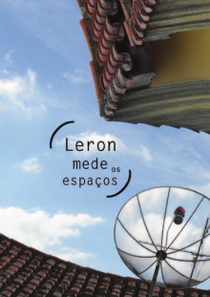 Leron mede os espaços - Poster / Capa / Cartaz - Oficial 1