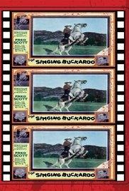 The Singing Buckaroo - Poster / Capa / Cartaz - Oficial 1