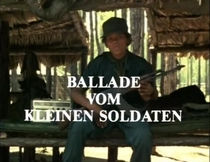 Balada de um Pequeno Soldado  - Poster / Capa / Cartaz - Oficial 1