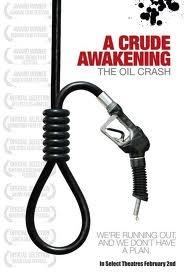 Um Cru Despertar: A Queda do Petróleo  - Poster / Capa / Cartaz - Oficial 1