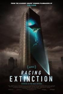 A Corrida Contra a Extinção - Poster / Capa / Cartaz - Oficial 1