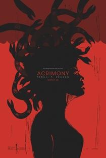 Acrimônia - Poster / Capa / Cartaz - Oficial 1
