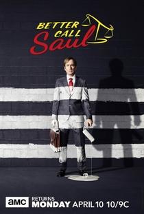 Better Call Saul (3ª Temporada) - Poster / Capa / Cartaz - Oficial 1