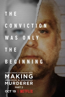 Making a Murderer - Parte 2 - Poster / Capa / Cartaz - Oficial 1