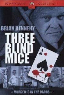 Três Ratos Cegos - Poster / Capa / Cartaz - Oficial 1