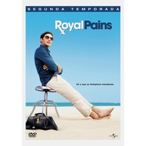 Royal Pains (2ª Temporada) - Poster / Capa / Cartaz - Oficial 2