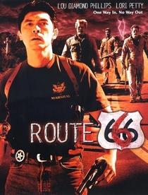 Rota 666 - Poster / Capa / Cartaz - Oficial 2
